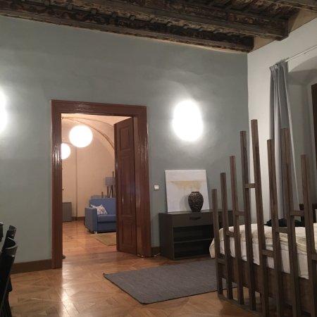Il soggiorno della stanz tripadvisor for Royal boutique residence prague tripadvisor