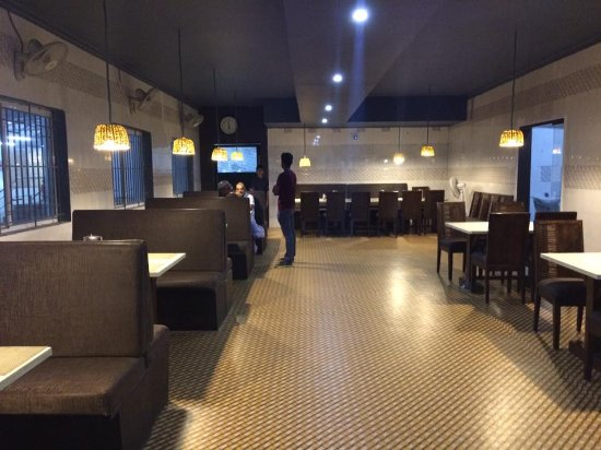 Tiruppur, Индия: in house restaurant