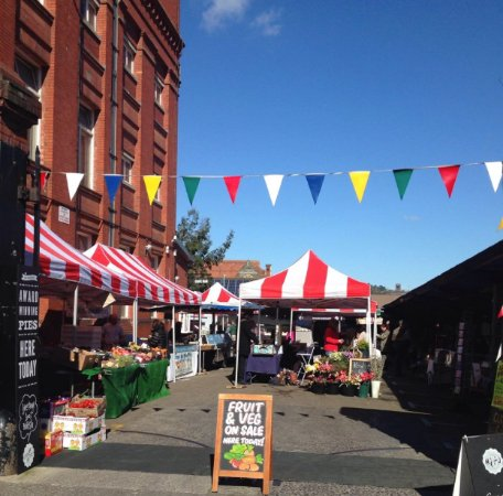 Tobacco Factory Sunday Market