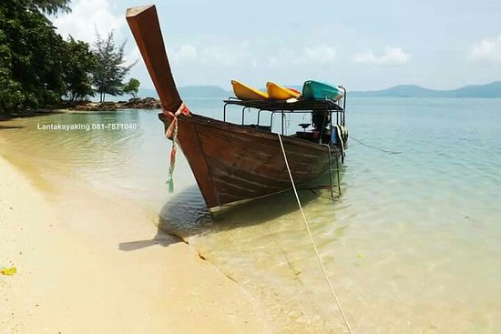 Ko Lanta, Thailand: Private trip with kayaking