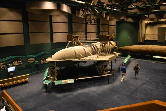 Alexander Graham Bell National Historic Site: le 1er sous marin