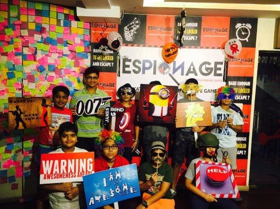 Espionage-Spies,Lies & Sneaky Guys