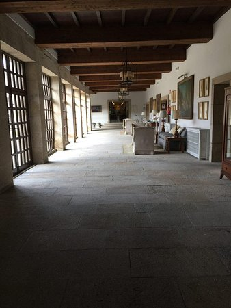 Interior del parador. Boutique