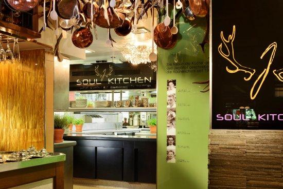 Bad Laasphe, Deutschland: Blick in unsere Soul Kitchen