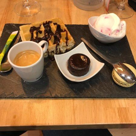 DONLEO1973: Café gourmand... au top!!!