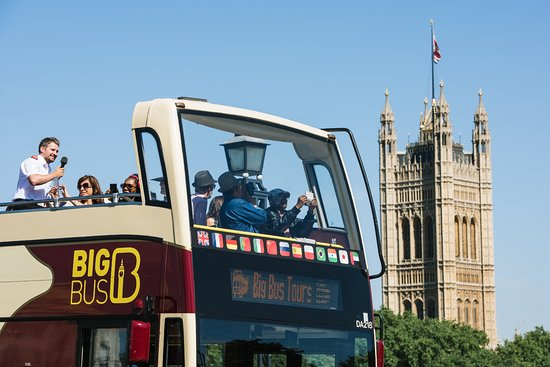 Big Bus Tours - London - 2018 All You Need to Know Before ...
