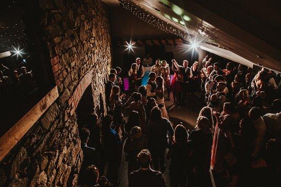 St. Neot, UK: First Dance in the Threshing Barn
