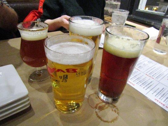 Newburyport, MA: our brews