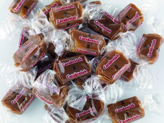 Le Monde de Carabreizh : Des caramels à gogo !