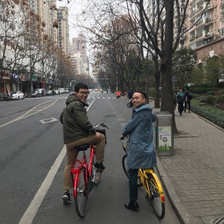 Wheely Bike Tour Shanghai