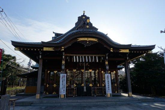 Kurihama Tenjinsha Shrine