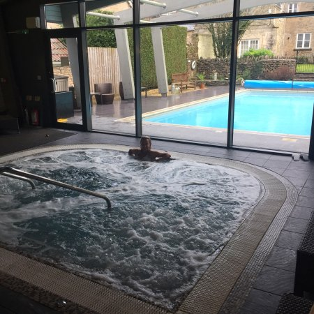 Hinton Charterhouse, UK: Great hotel - Great Spa- Great rooms  Can it wait to relax her again