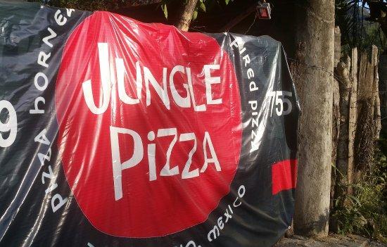 Jungle Pizza: A Mexican Jungle
