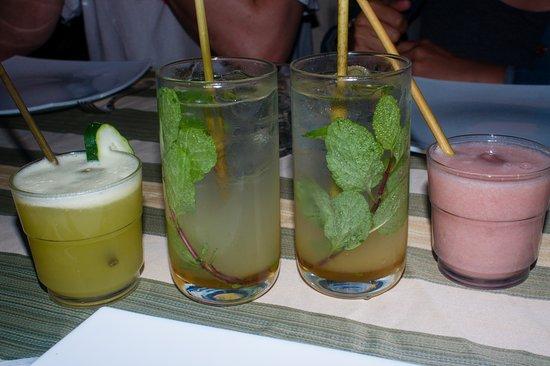 El Romero: les cocktails