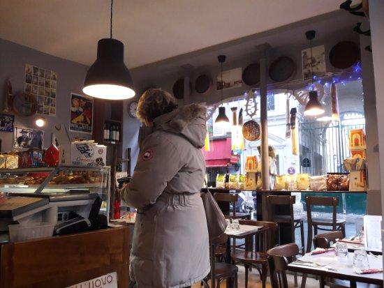 Da Rocco : Un petit endroit cosi, mais chalereux où l'on mange bien !