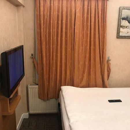 Grand Hitit Hotel: İş seyahatleri için gayet uygun yeni temiz bir otel