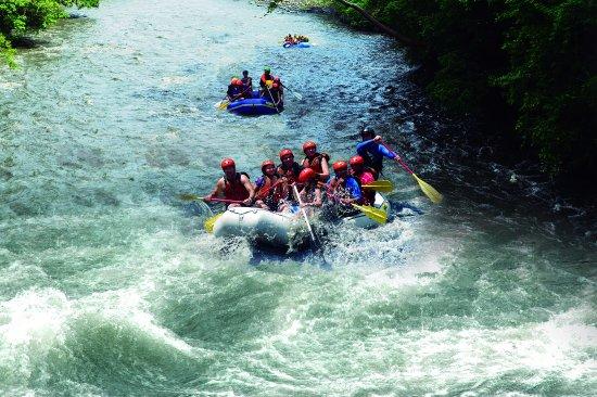 Tobia, Colombia: Disfruta de nuestras actividades de turismo de aventura. Rafting, Torrentismo, Canopy, Péndulo y