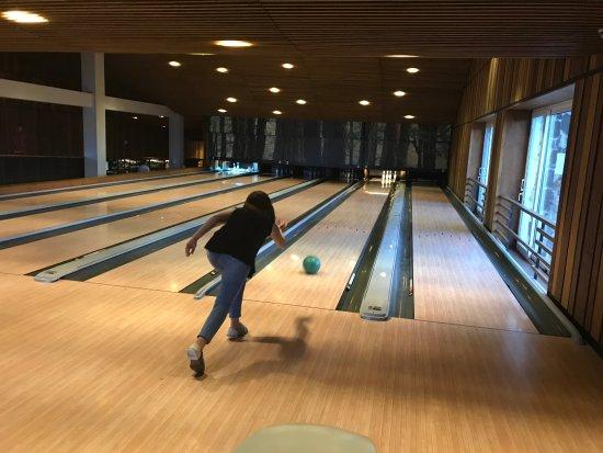 Termas Puyehue Wellness & Spa Resort : Bowling