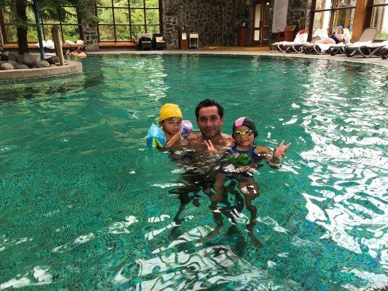 Termas Puyehue Wellness & Spa Resort : Piscina Interior
