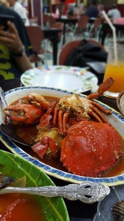 Kepiting Saus Tiram Picture Of Rm Asui Pangkal Pinang
