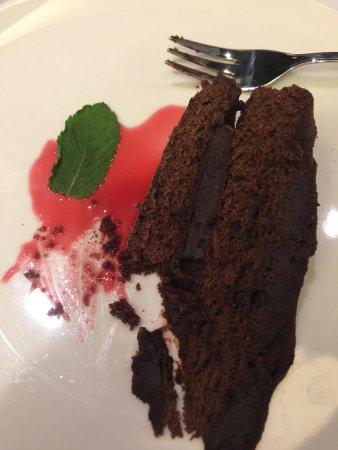 Отель Karaliskoji rezidencija (Королевская резиденция): Dessert did not look fresh