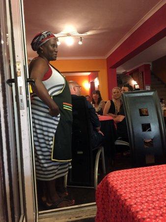 Mzansi: Nomonde telling her story