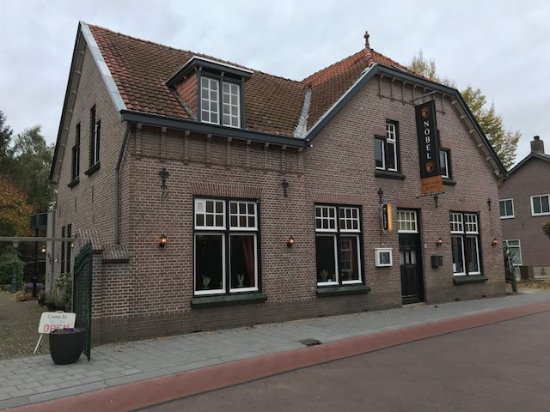 Leende, The Netherlands: Voorzijde pand