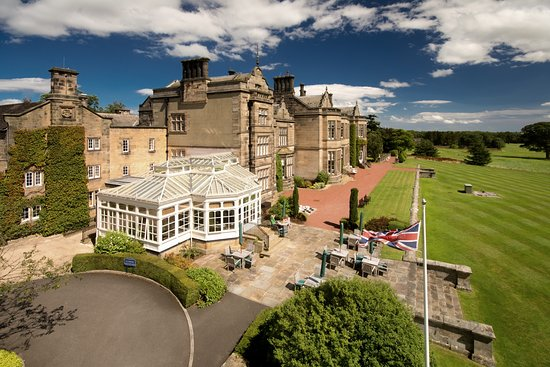 Matfen Hall Hotel in Northumberland | Wedding, Golf & Spa.