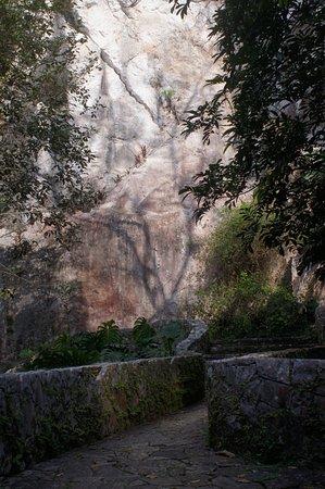 San Diego de los Banos, Cuba: cueva de los portales