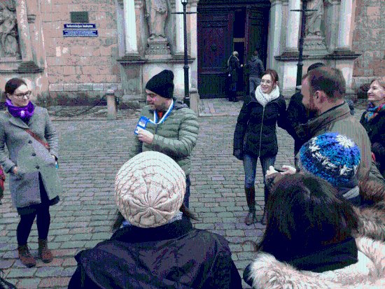 Old Riga Free Tour