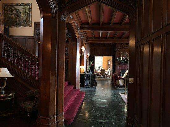 Cranwell Spa & Golf Resort : Mansion's Building