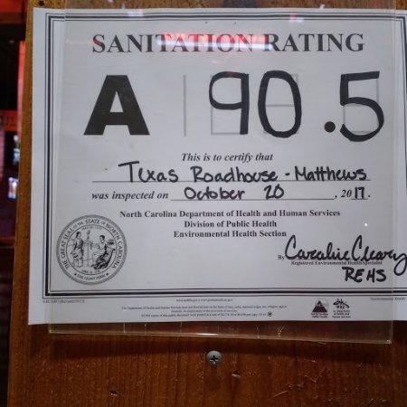 Sanitation Grade