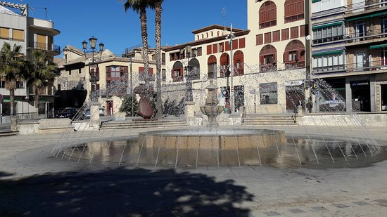 Explanada de San Antón, Alcalá la Real