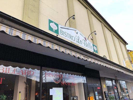 Gemünden am Main, Deutschland: Cafe La Belle