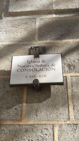 Alcala la Real, Spanien: Iglesia de la Consolación, en Alcalá la Real