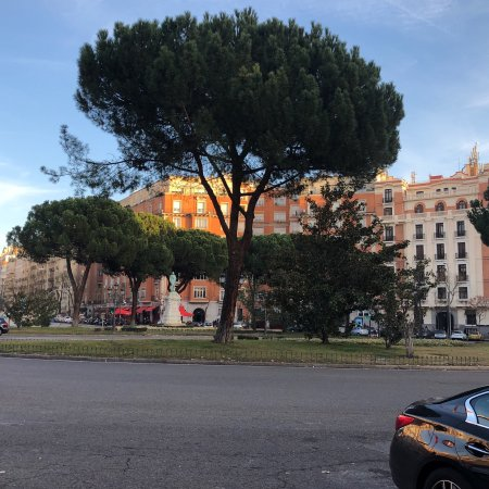Plaza del Marques de Salamanca
