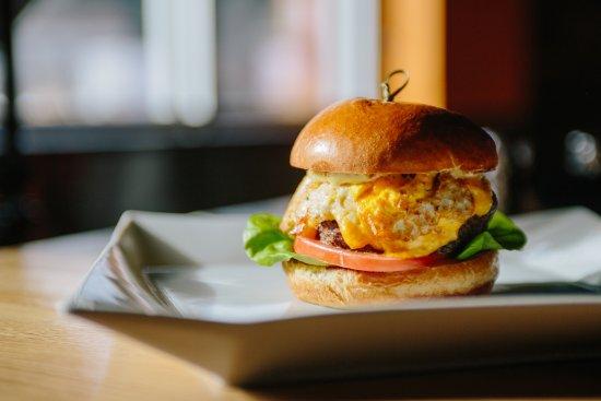 Jefferson, NJ: egg burger