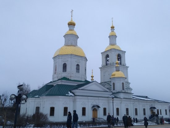 Kazanskaya Church
