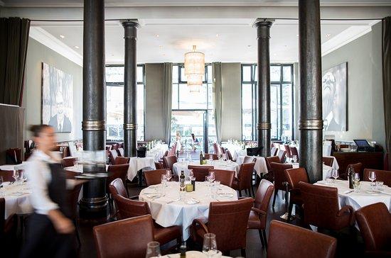 Die Bank Restaurant Hamburg