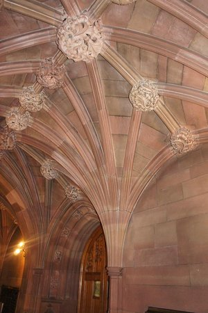 The John Rylands Library: Details