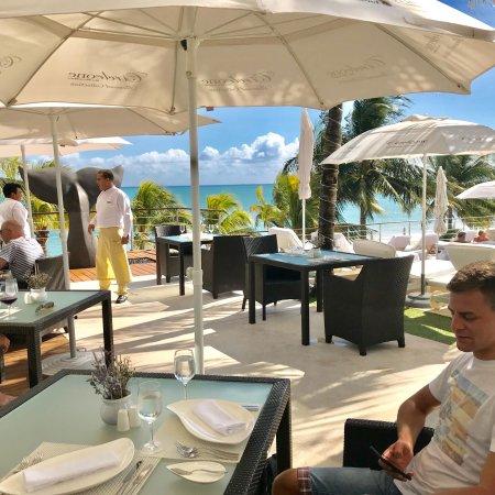 Blue Diamond Riviera Maya Food Reviews