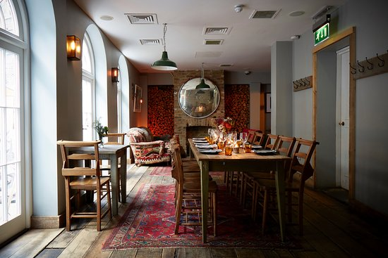 The Cambridge Street Kitchen, London - Pimlico - Restaurant