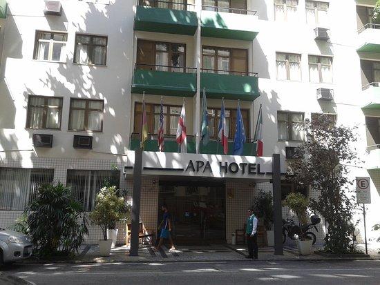 Apa Hotel: Fachada