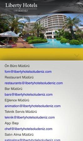 Liberty Hotels Oludeniz Foto