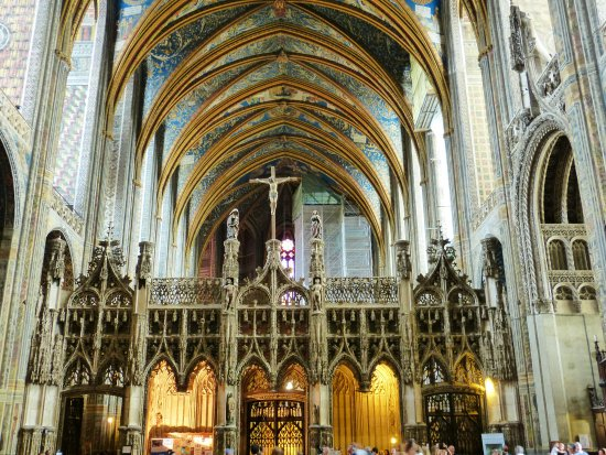 Cathedrale Ste-Cecile - World Heritage Site