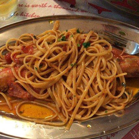 A 39 Cucina Ra Casa Mia Neapol Recenze Restaurace
