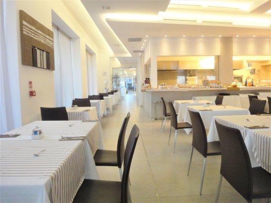 Baldinini Hotel: Sala colazione