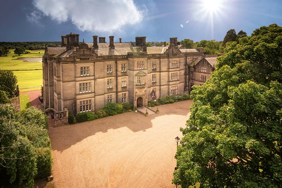 REVIEW: Matfen Hall, Northumberland - Girl About Yorkshire