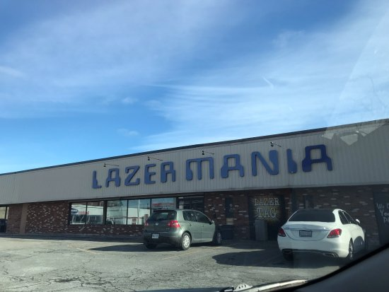 Lazermania