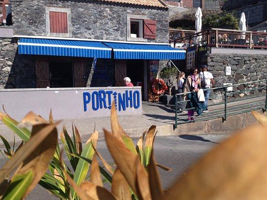 Jardim do Mar, Portugal: idéal au retour de la balade de Jardin do Mar